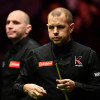Hawkins beaten in tense semi