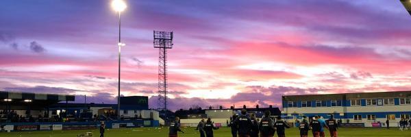 Barrow AFC 2-0 Bromley