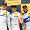 Podium for Paffett in Russia