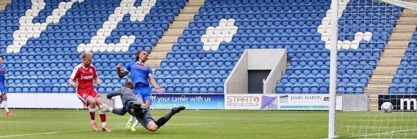 Colchester United 0-2 Gillingham