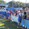 Gearing out and Smith in at Herne Bay