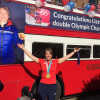 Thousands turn out for Yarnold tour
