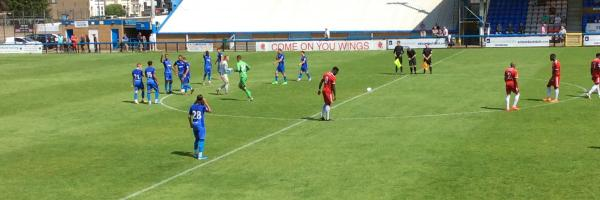 Goldberg – Welling deserved more from Dover defeat