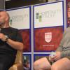 England legends visit Maidstone Rugby