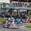 Tense on track action at Championship decider