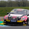 Solid finishes for Crees at Thruxton