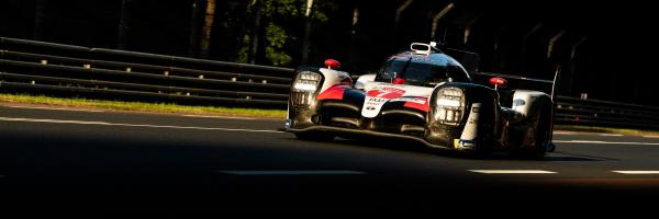 Heartbreaking Le Mans for Conway