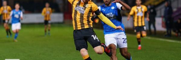 Gills snap up defender on loan
