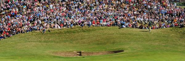 Record demand for Open at Royal St George's