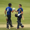 Kent pair in North v South series