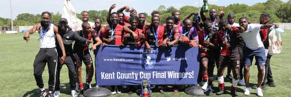 Royal Southwark claim Cup win