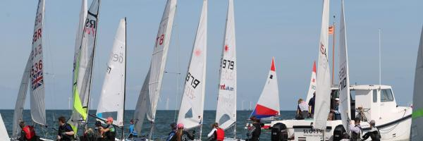 British Youth Sailing Recognition for Whitstable Yacht Club