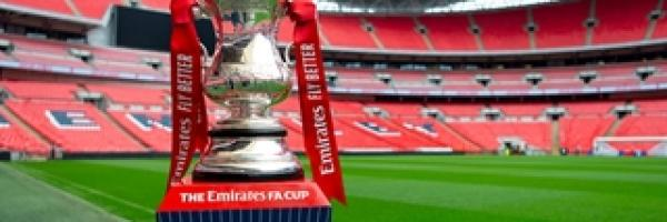 Gills set for TV FA Cup clash