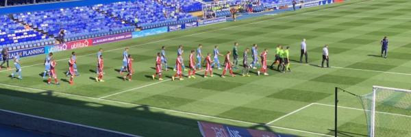 Coventry City 1-0 Gillingham