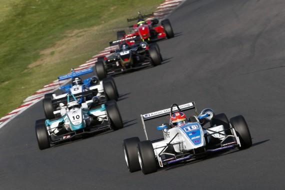 F3 Cup Arron Steele.