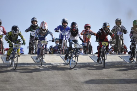 BMX at Cyclopark 16.10 026