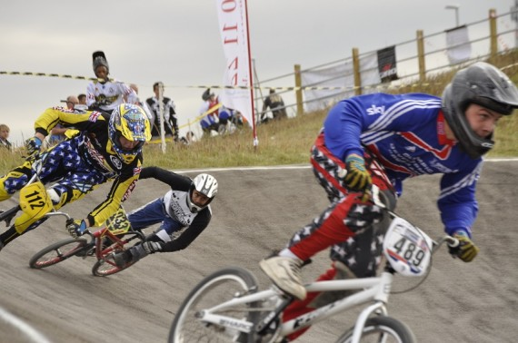 BMX at Cyclopark 16.10 067