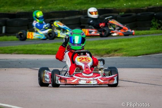 Great karting at Bayford Meadows   Kent Sports News