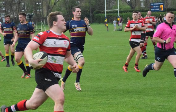 Old Colfeians 27-28 Maidstone | Kent Sports News