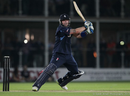 Cricket - Yorkshire Bank 40 - Kent v Sussex - The Spitfire Ground, St Lawrence, Canterbury, England