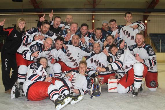 Invicta Dynamos Cup Winners