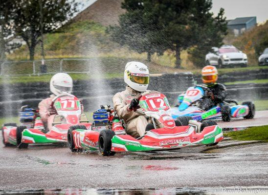 Go Kart Racing Pa >> Racing The Winner Despite Conditions Kent Sports News