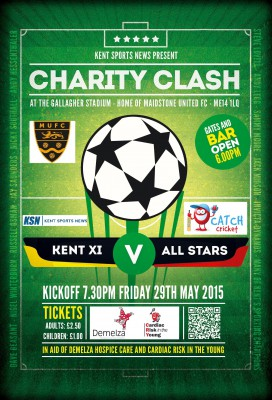 KSN Charity Game KSN & Catch