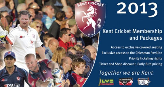 Kent announce 2013 pricing strategy | Kent Sports News