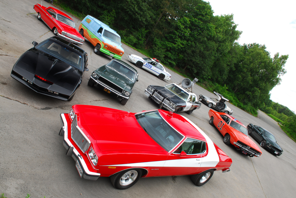 Famous Cars To Appear At Brands Hatch