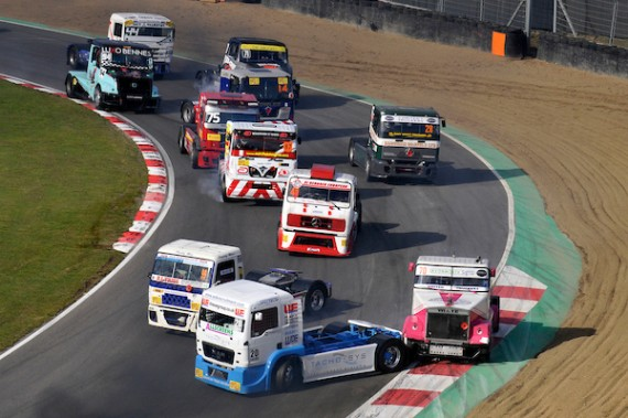 Brands Hatch Truck Racing >> Trucks A Treat At Brands Hatch Kent Sports News