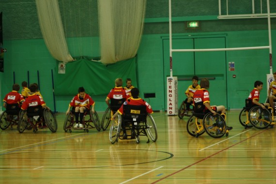 Wheelchair Rugby5